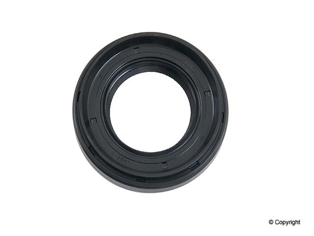 axle shaft seal front right wd express fits 95 00