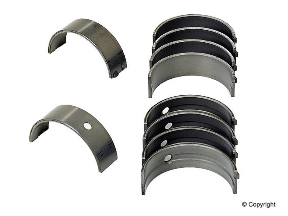 6ct Engine Bearing : Acl engine crankshaft main bearing set