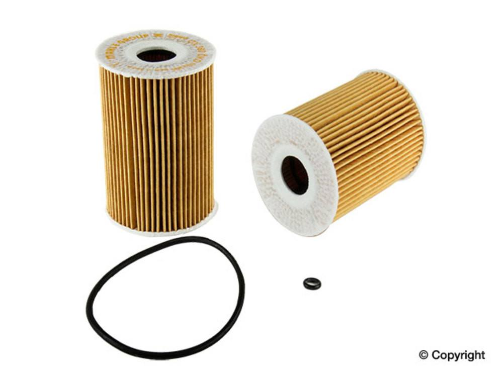 Mahle engine oil filter fits 2007 2014 mercedes benz gl350 for Mercedes benz oil