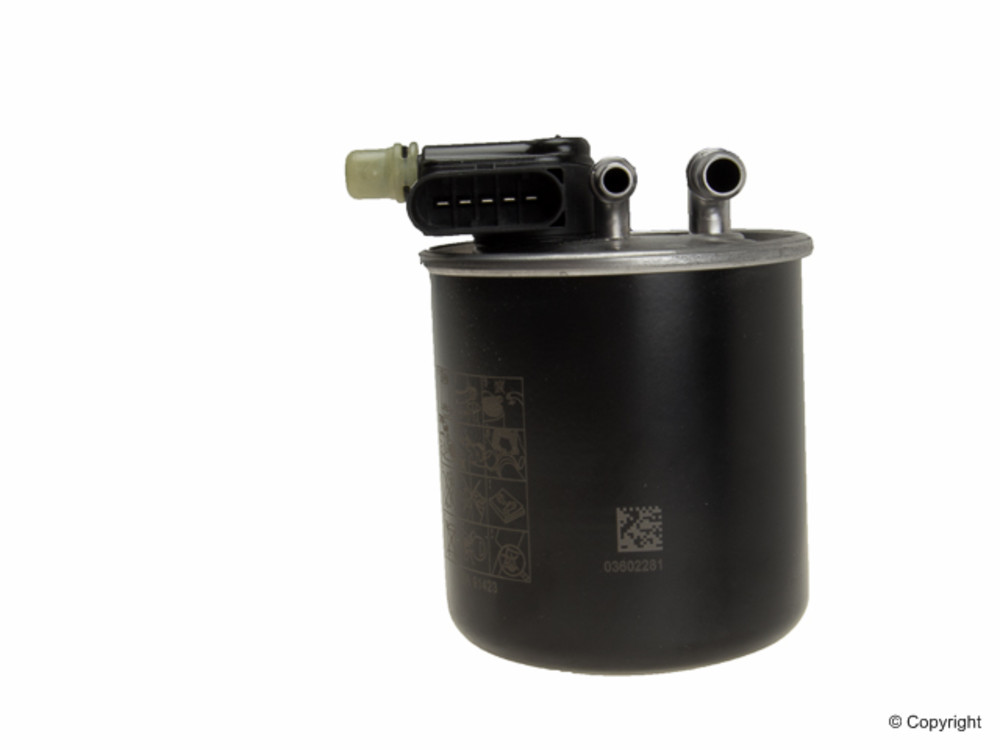 mann fuel filter fits 2010-2014 mercedes-benz gl350,ml350 ... mercedes benz fuel filter