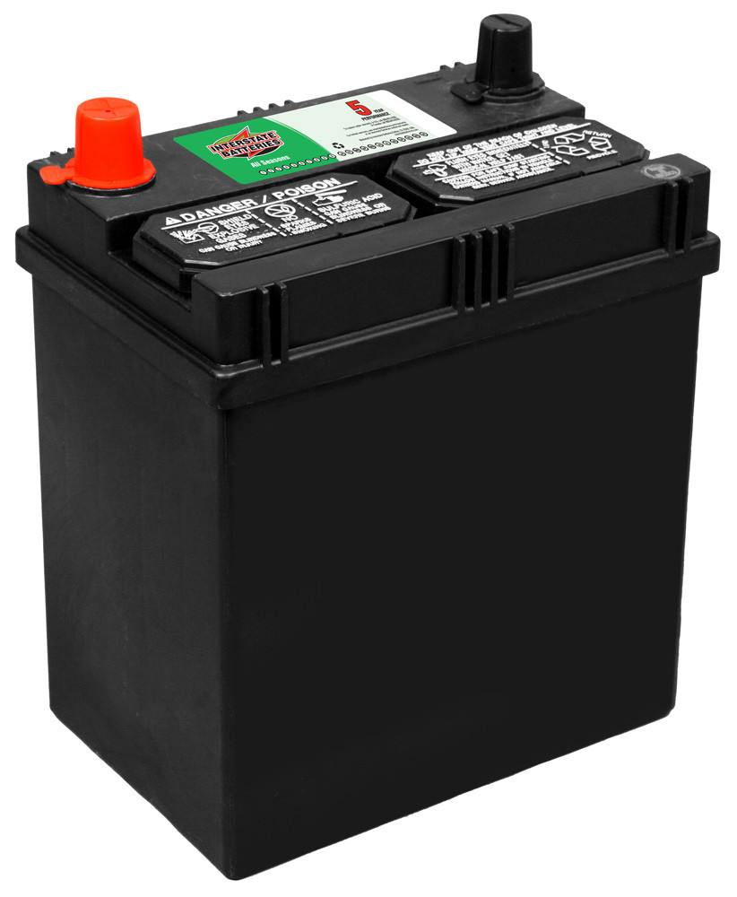 Charging A Interstate Car Battery