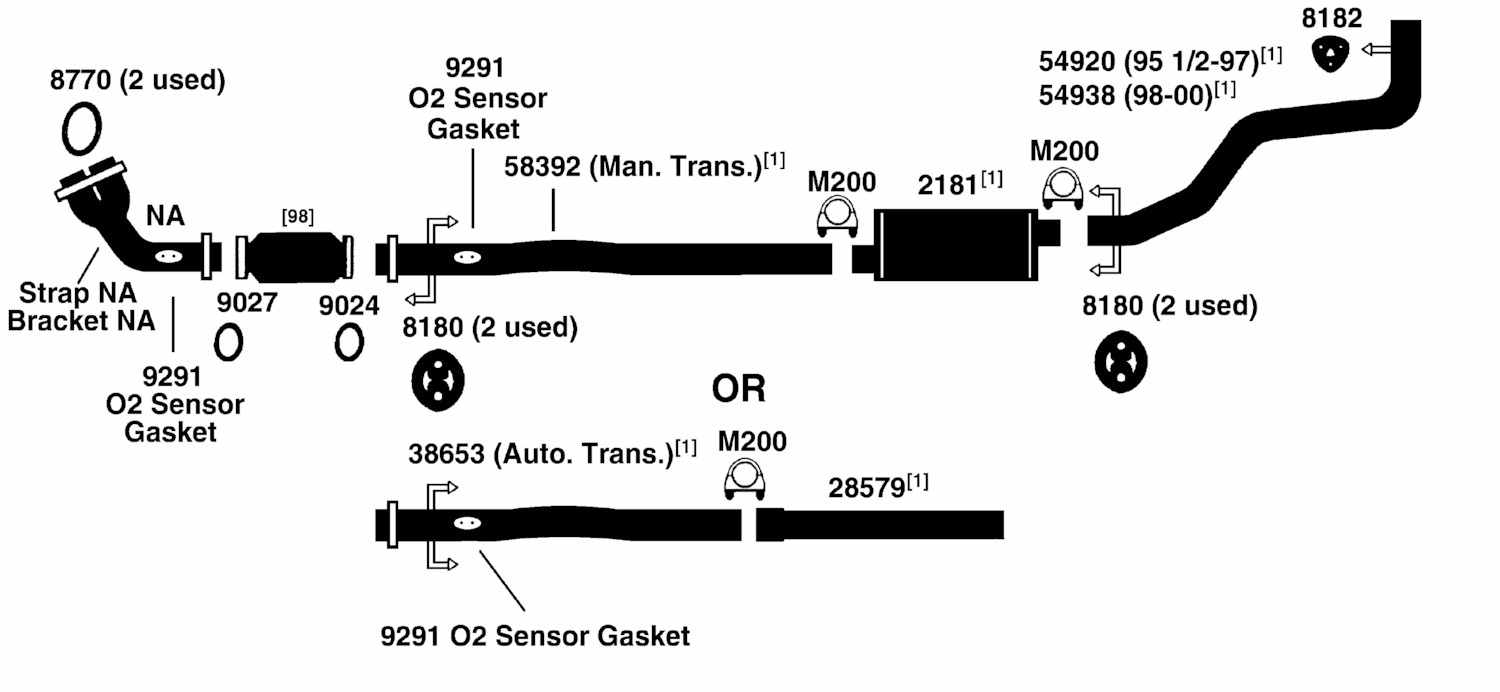 96 ford bronco engine diagram