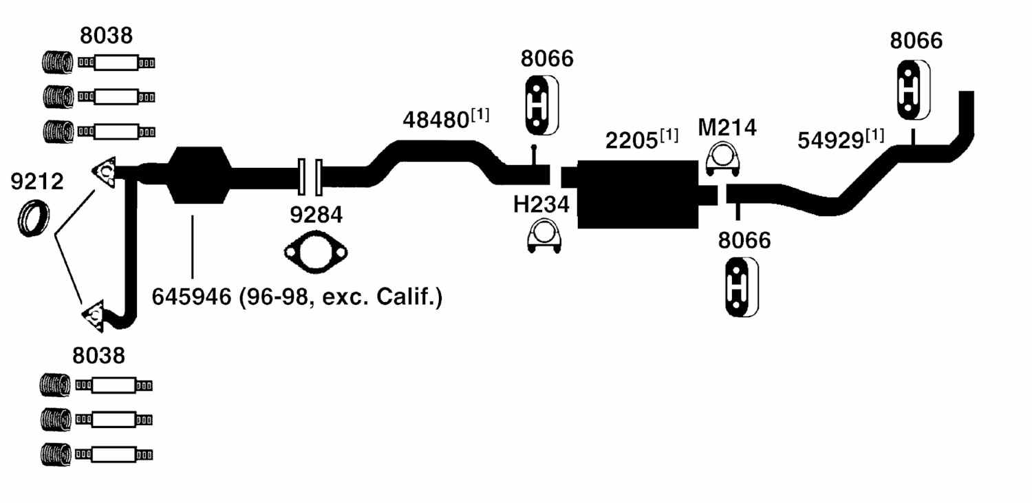 chevrolet pickup c1500 exhaust diagram from best value