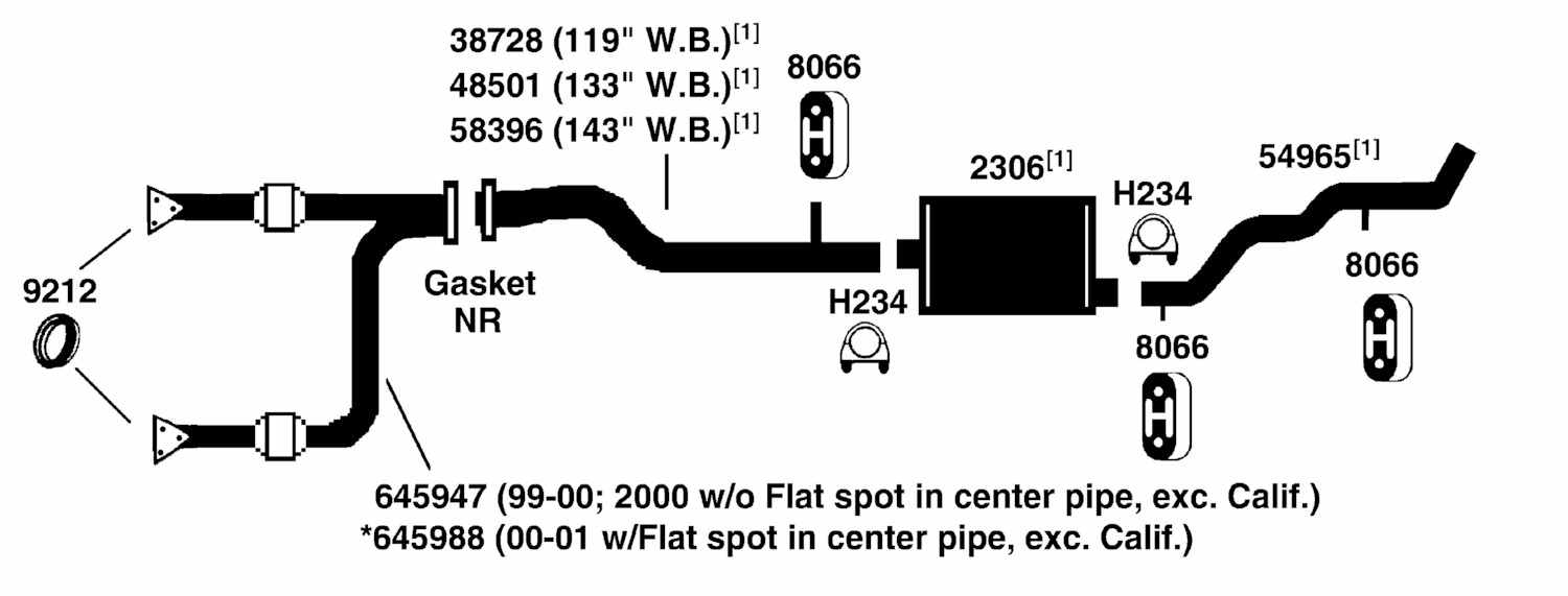 2002 Silverado Exhaust Diagram - Diagrams Catalogue