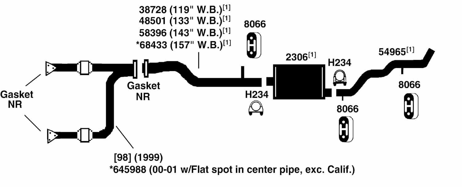 2006 dodge ram 1500 exhaust diagram