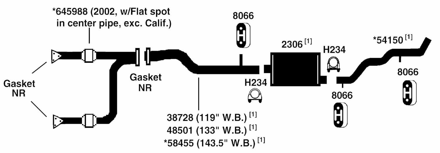 2002 chevy 1500 exhaust diagram html