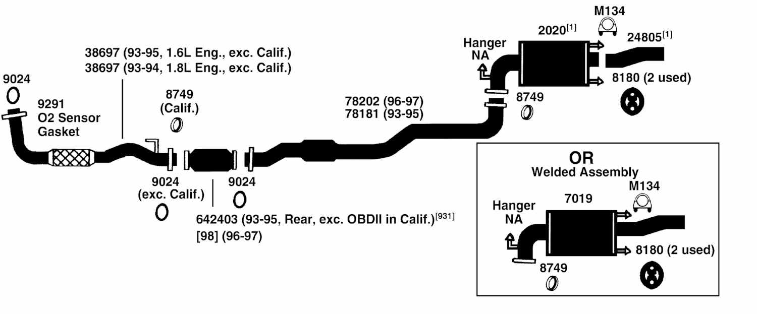 Illust Ref c Exhaust on 2005 nissan altima fuse box diagram