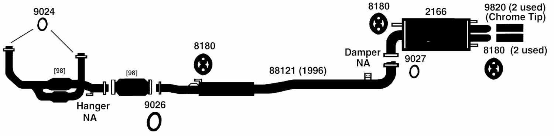 1996 Lexus Es 300 Exhaust Diagram Wiring Database Rh Brandgogo Co 1995 Es300 Interior Gs300: Lexus Rx300 Exhaust System At Woreks.co