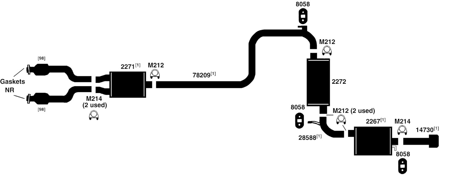 2000 Buick Lesabre Rear Suspension Diagram
