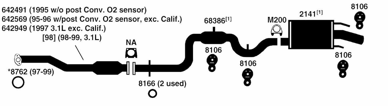 2002 Monte Carlo Engine Diagram