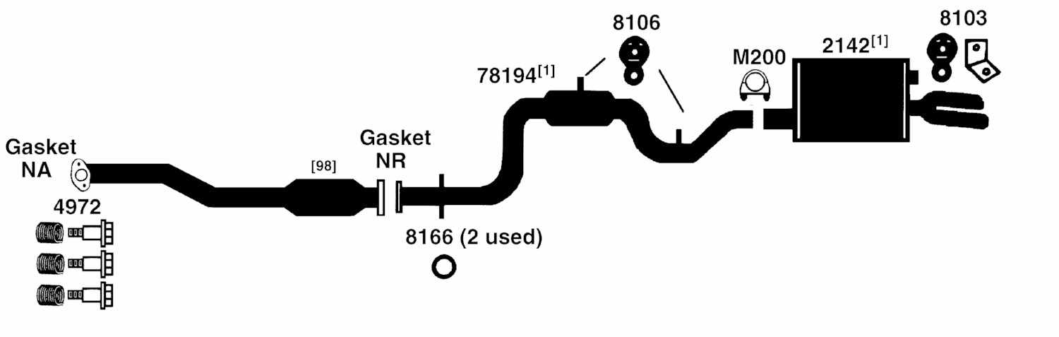 2003 buick regal exhaust diagram wiring circuit u2022 rh ericruizgarcia co Buick Regal Rims 2000 Buick Regal GS