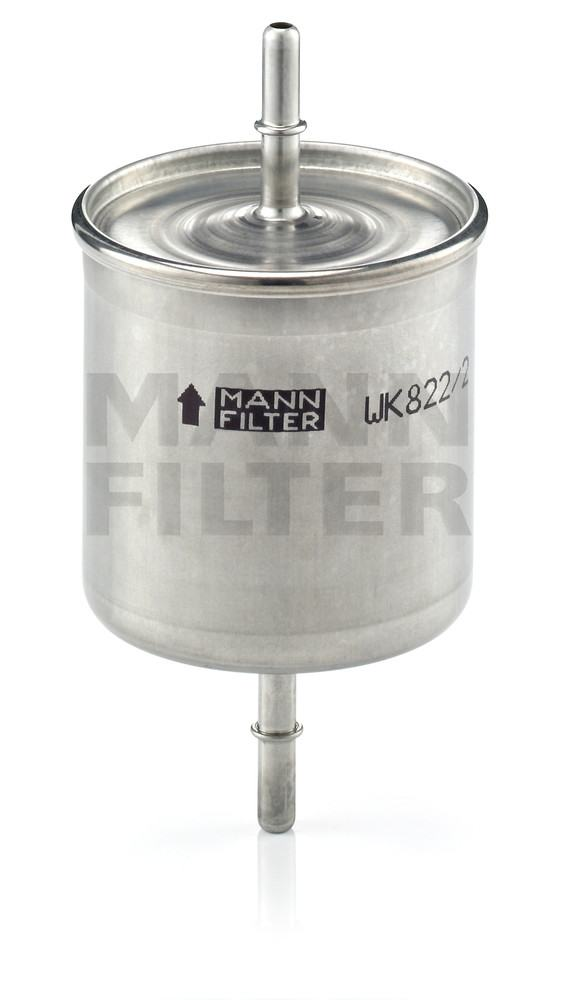 Fuel Filter Fits Volvo C70 S40 S60 S80 V70 Oe Mann Wk822  2 30620512