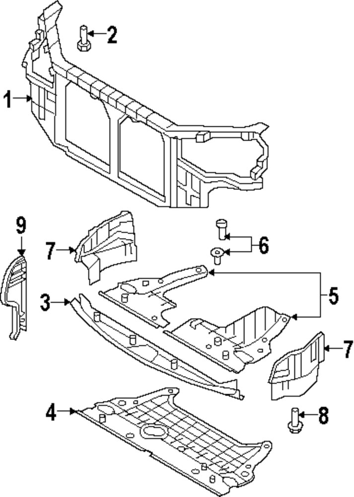 Hyundai Sonata Parts Diagram