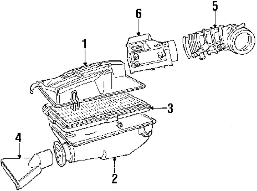 Alfa Romeo Engine Diagram