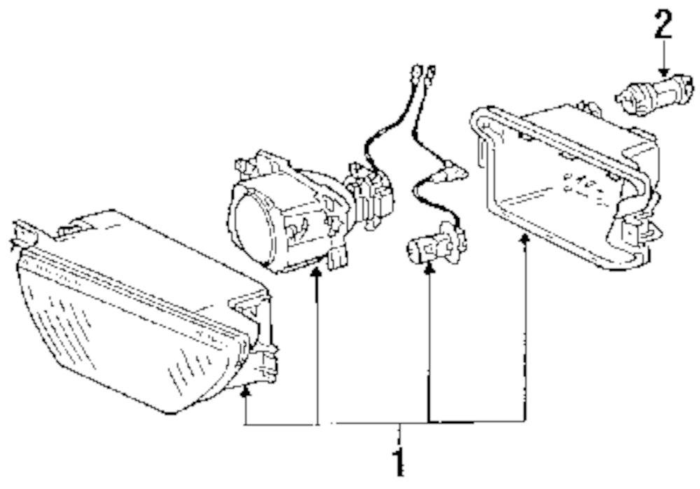 Fog Lamp Circuit