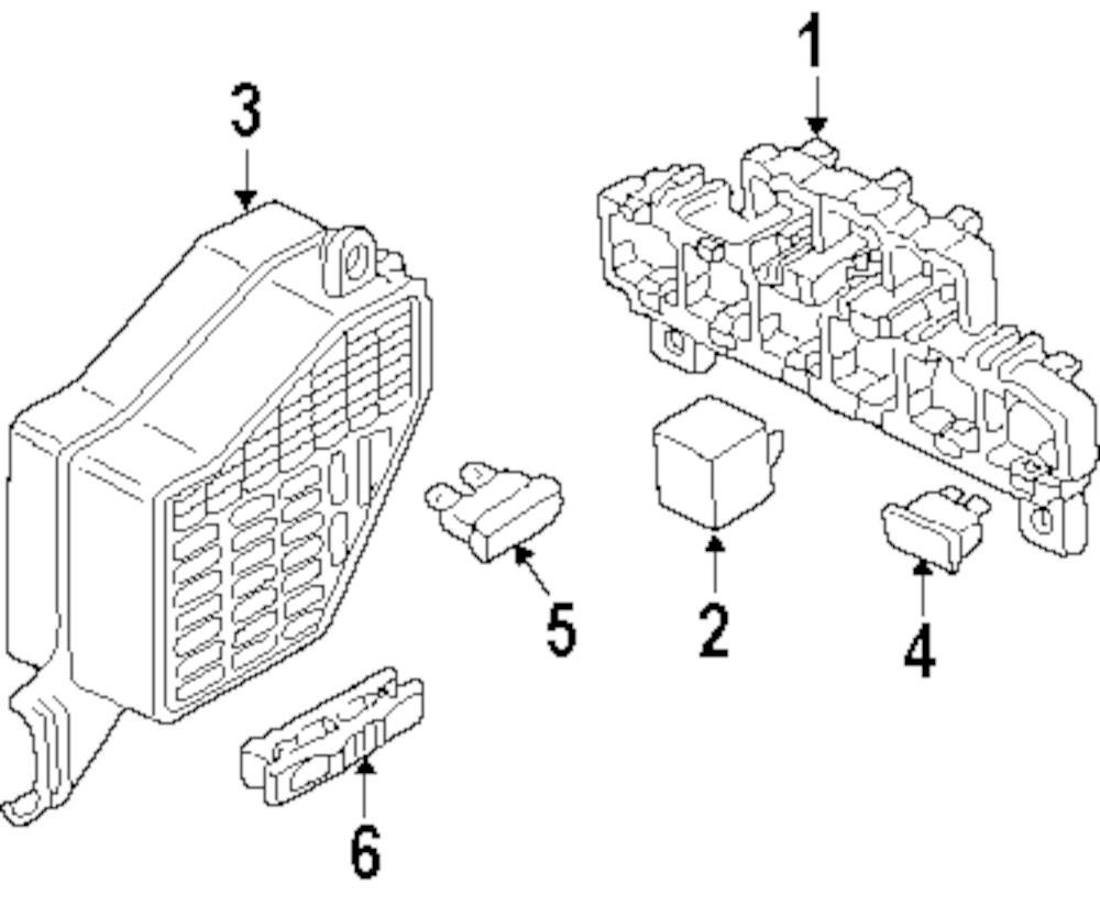 Mopar Direct Parts Dodge Chrysler Jeep Ram Wholesale Retail Maxi Fuse Box Genuine Audi Puller Aud 8d0941802