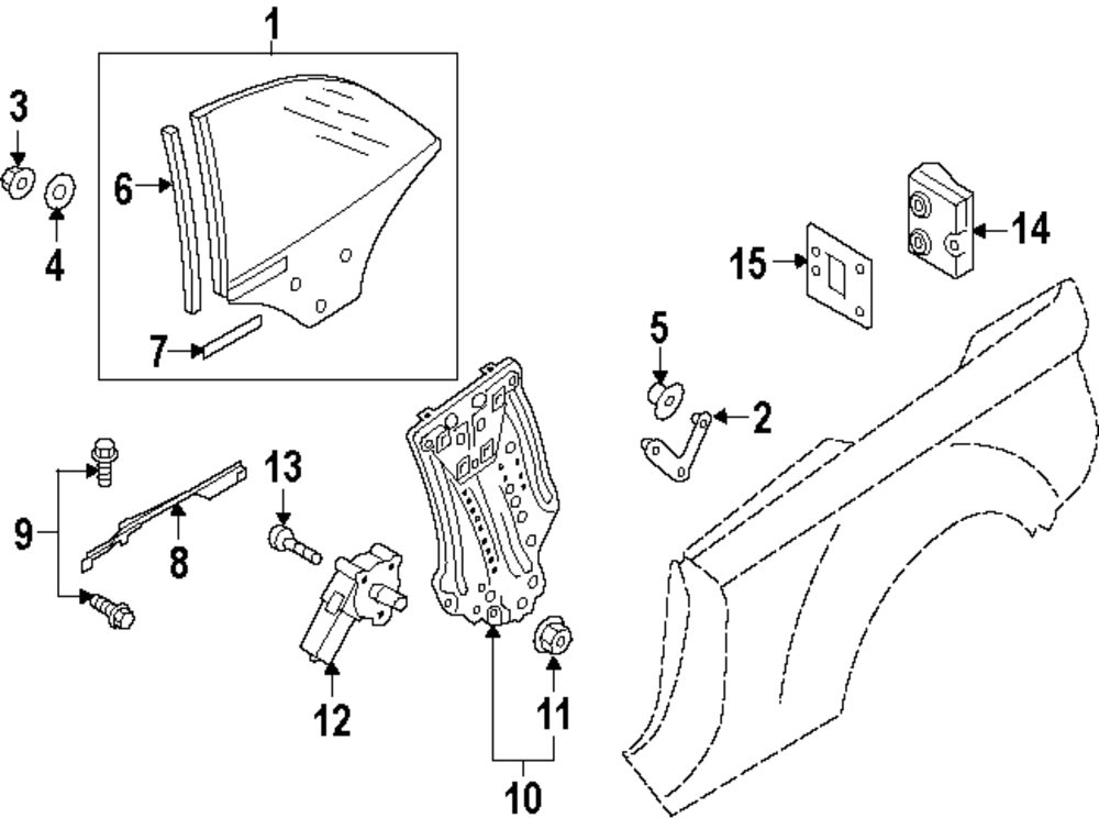 mopar direct parts dodge chrysler jeep ram wholesale retail parts Ford F -150 genuine audi mount bracket spacer aud 8h0845863