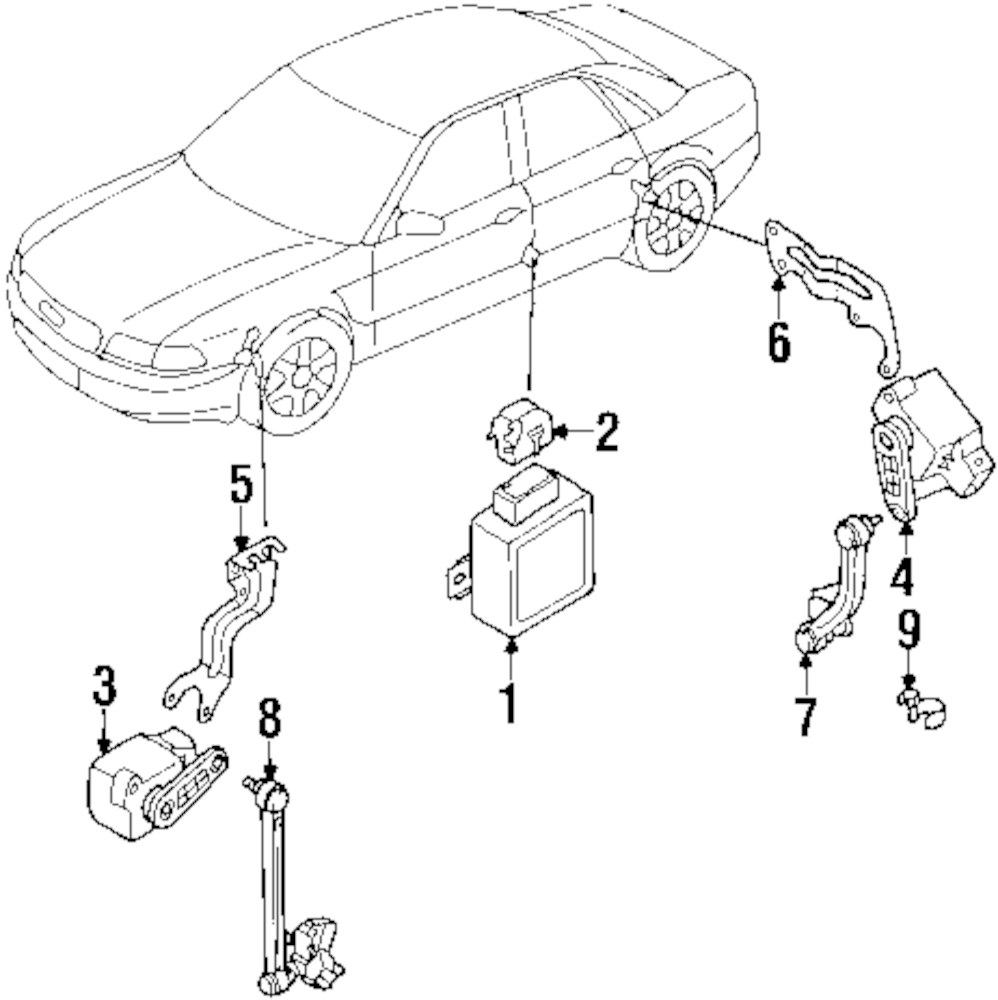 Browse A Sub Category To Buy Parts From 2007 Acura Rdx Engine Diagram Connector Rod