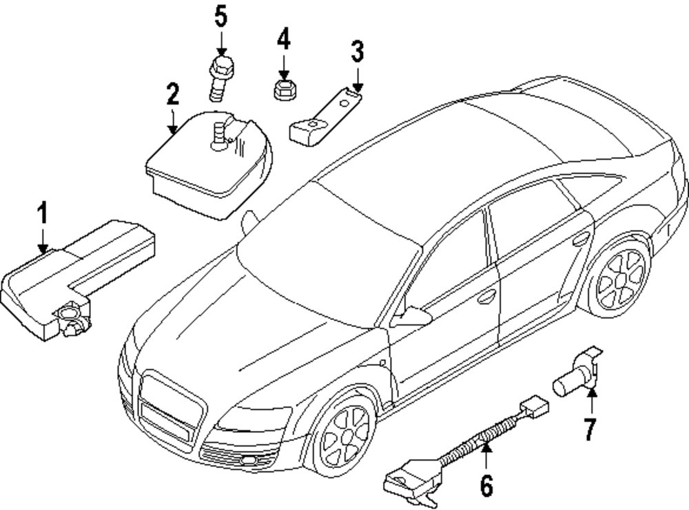 Audi 80 Pact