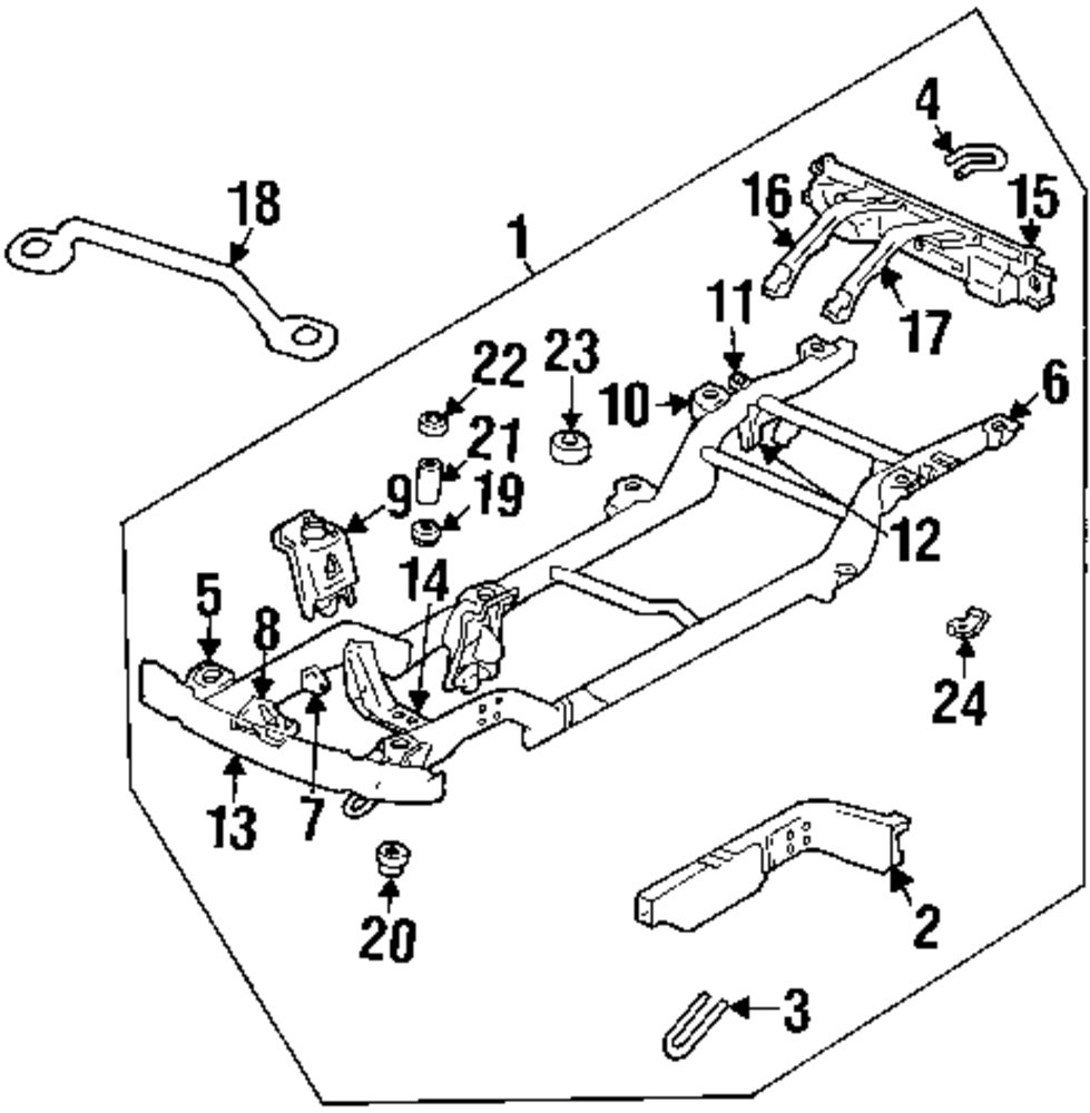 Browse A Sub Category To Buy Parts From Bill Luke Fiat Suzuki Fuel Pump Diagram Genuine Cushion Suz 7151165d00