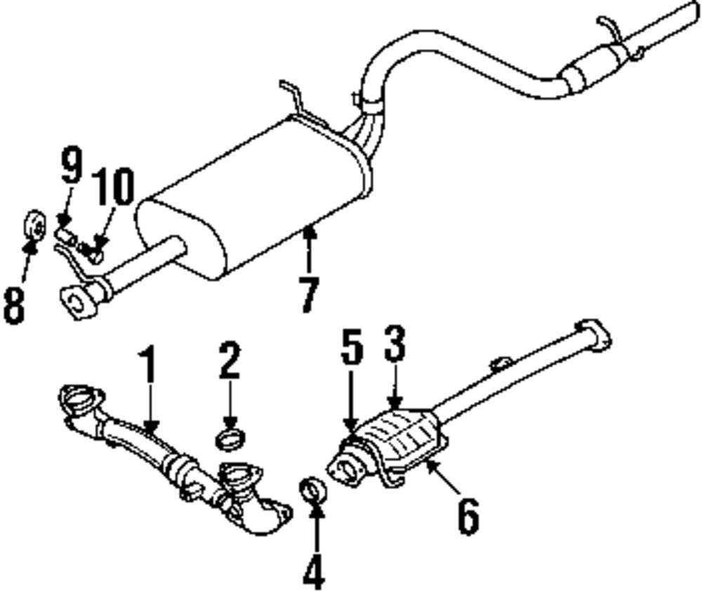 91 suzuki samurai engine diagram