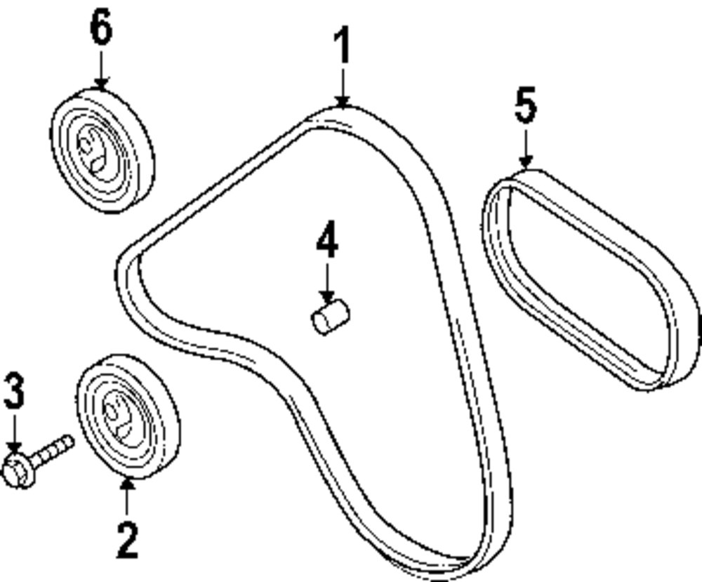 Mopar direct parts dodge chrysler jeep ram wholesale retail parts genuine suzuki serpentine belt suz 1752166j00 pooptronica