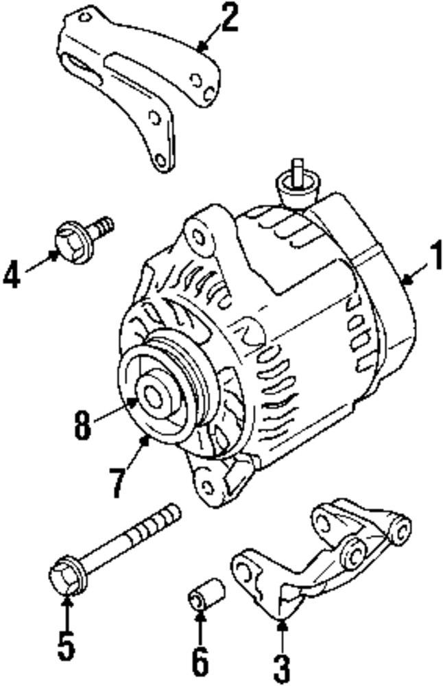 mopar direct parts dodge chrysler jeep ram wholesale retail parts 2013 Suzuki Grand Vitara genuine suzuki pulley nut suz 3177586510