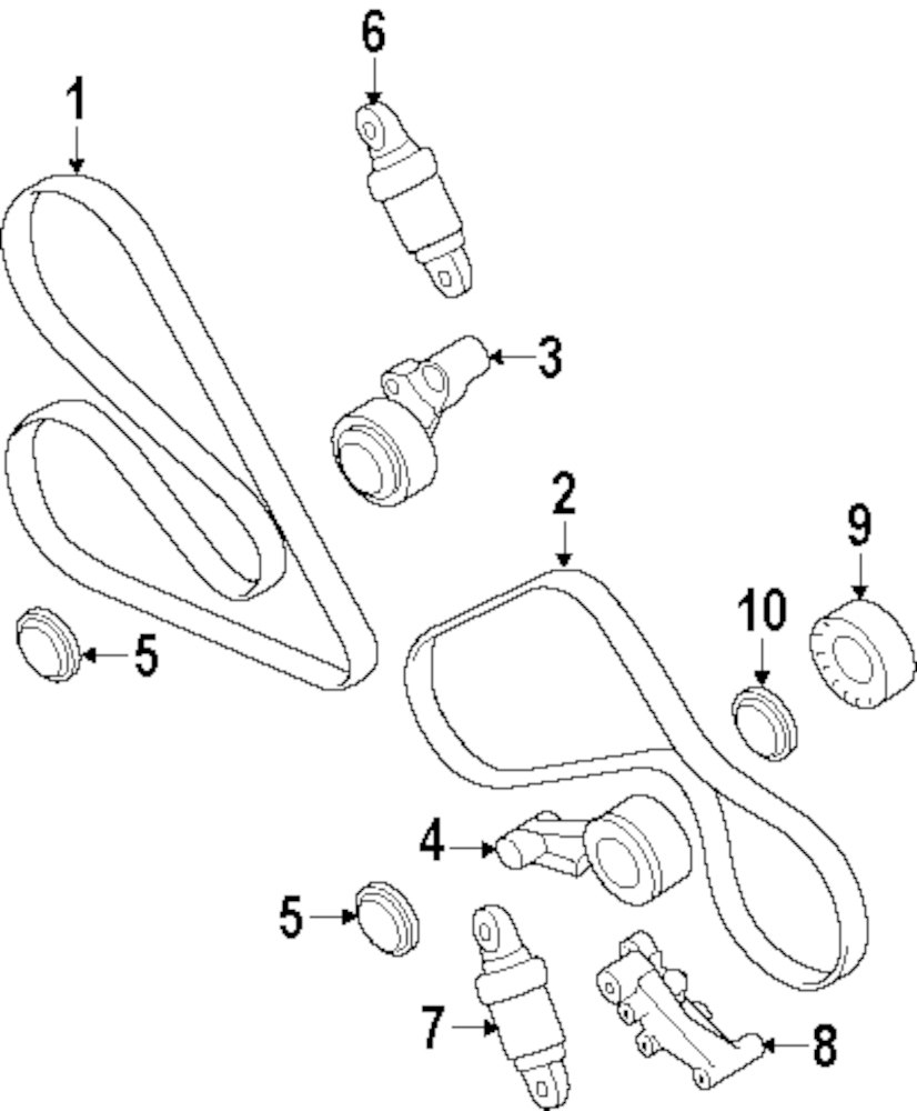 96 eclipse alternator belt diagram  96  free engine image