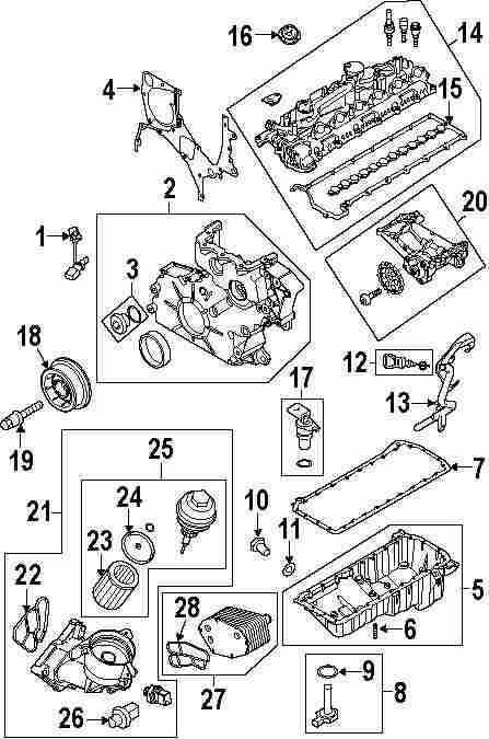 browse a sub category to buy parts from mopardirectparts com bmw marine diesel genuine bmw drain plug gasket bmw 11137535106