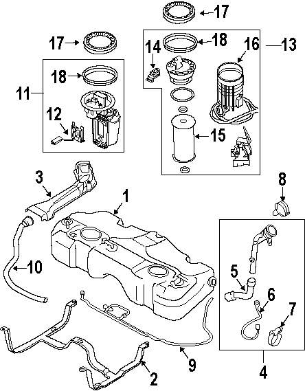 Mini Cooper Fuel System Diagram