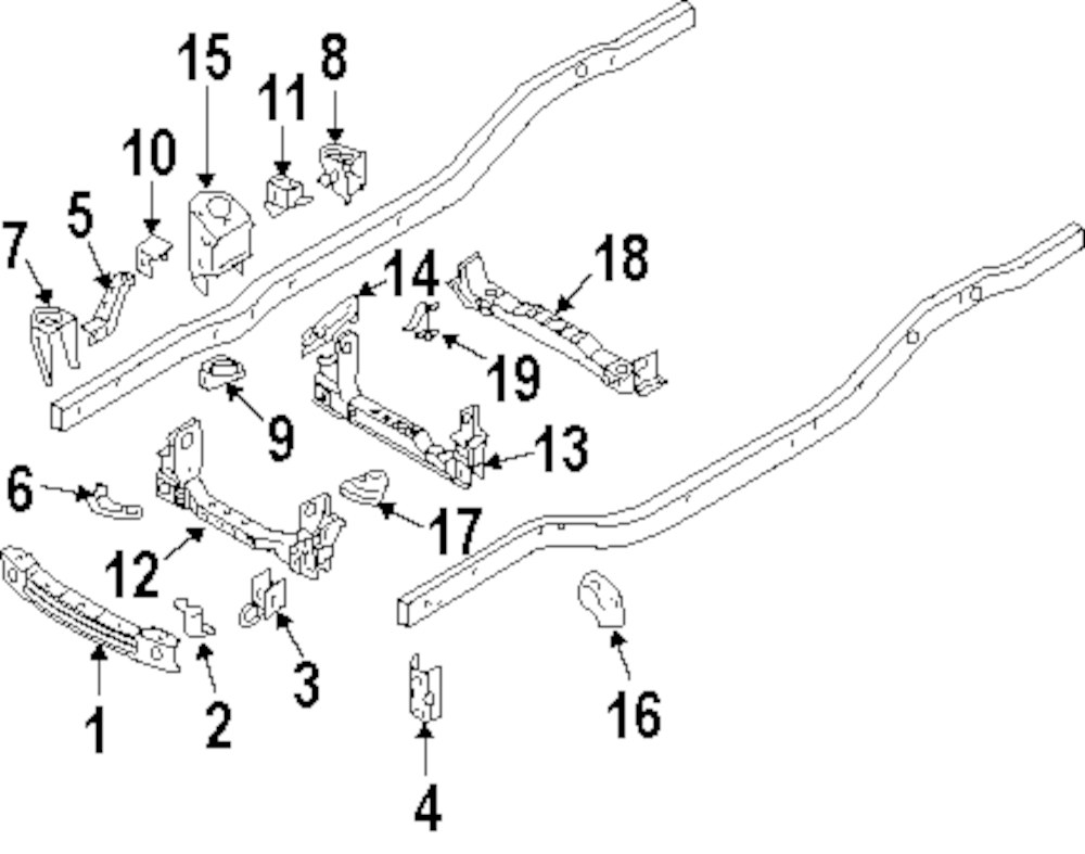 ford focus frame diagram   24 wiring diagram images