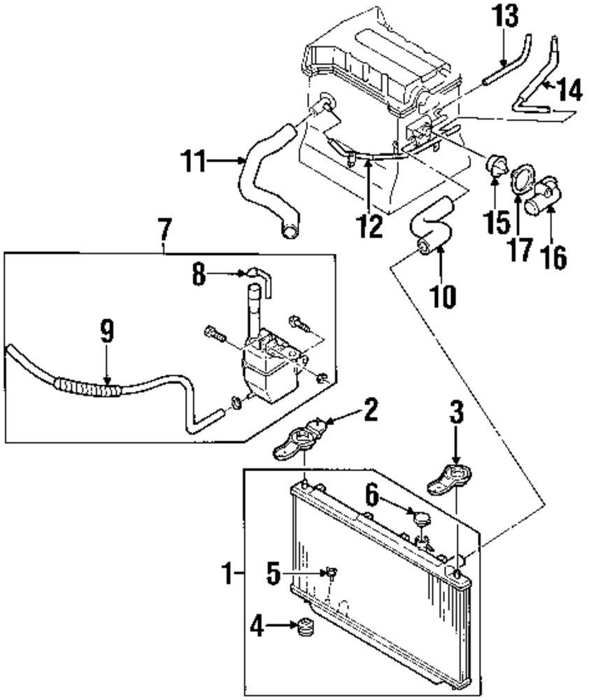 Mopar Direct Parts Dodge Chrysler Jeep Ram Wholesale Retail Engine Coolant Overflow Hose Genuine Kia Reservoir Cap 0k2a115355b