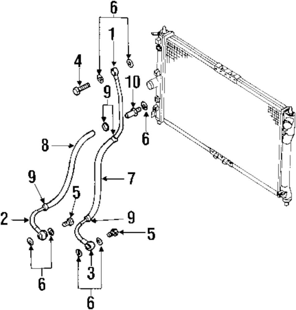 service manual  2000 daewoo leganza diagram showing brake