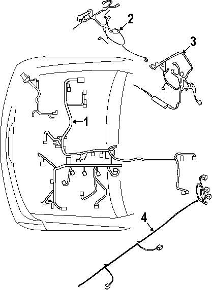 Chrysler Wiring Harness Diagram