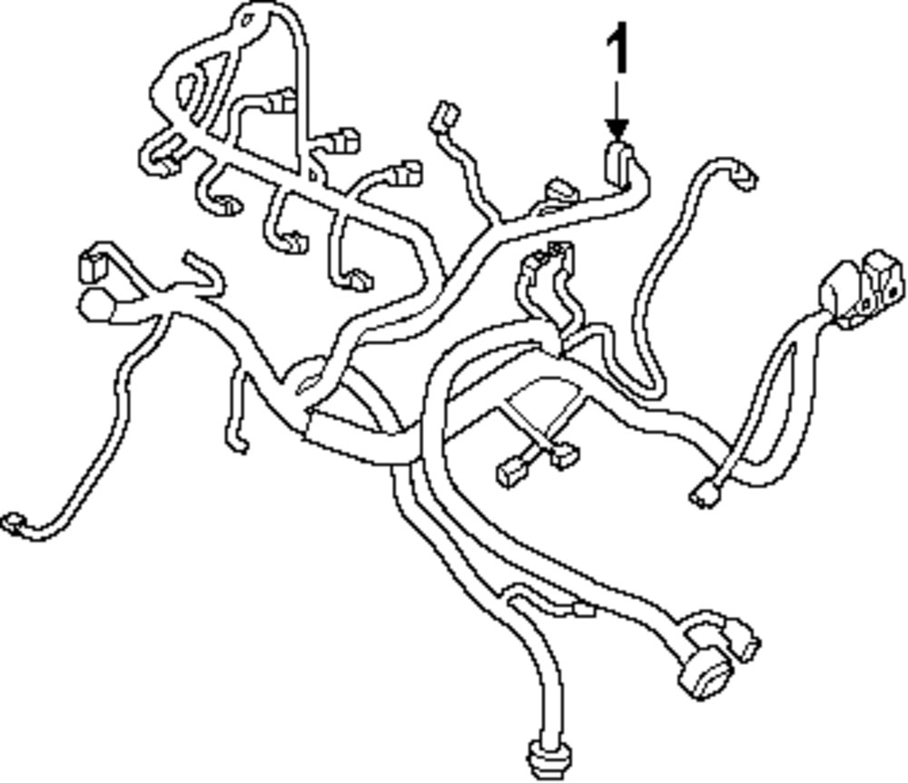 nissan xterra engine wiring harness nissan get free image about wiring diagram