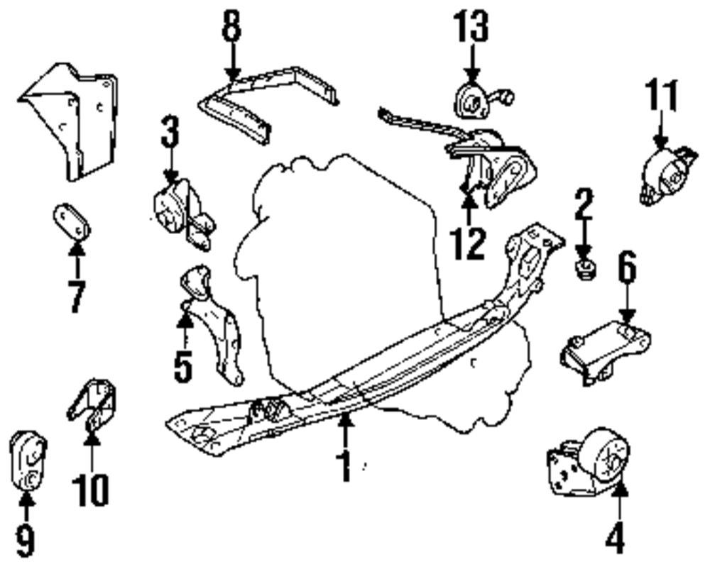 1997 Pontiac Sunfire Engine And Transaxle Parts Mopardirectparts. Genuine Nissan Engine C'member Cushion Nis 1124850y05. Pontiac. 1997 Pontiac Sunfire Transmission Diagram At Scoala.co