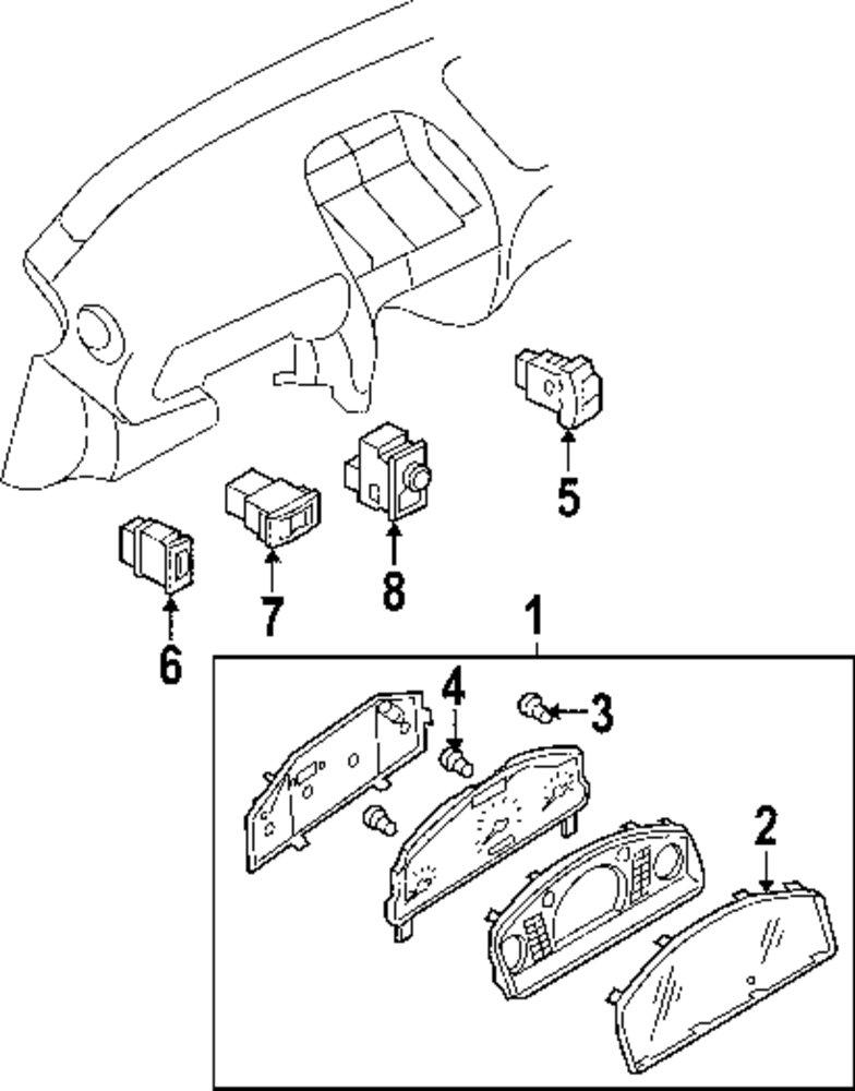 Nissan Brake Light Switch Location