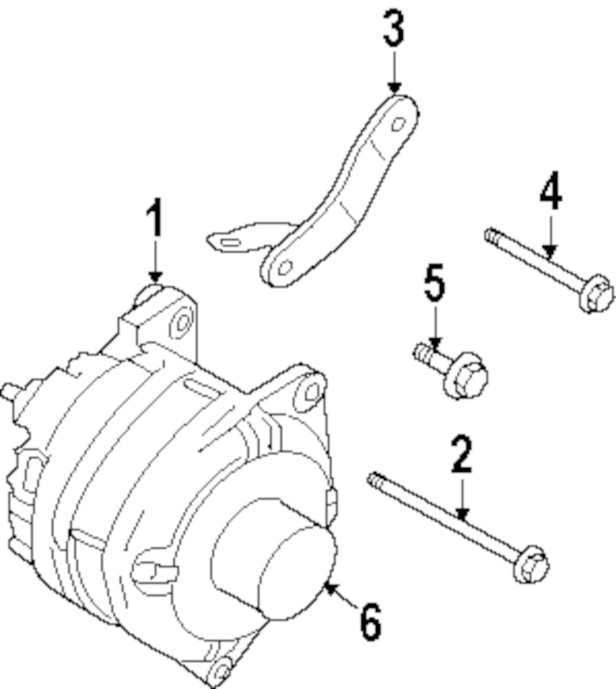 Browse A Sub Category To Buy Parts From Infiniti Transfer Case Genuine Adjust Bracket Bolt Inf 080a68901a