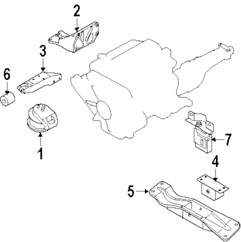 Browse A Sub Category To Buy Parts From Infiniti Fuel Pump Diagram Genuine Front Mount Inf 11220eg302