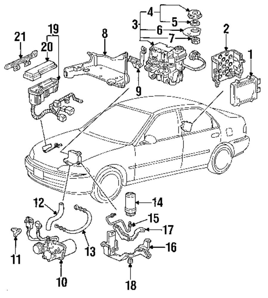 Mopar Direct Parts Dodge Chrysler Jeep Ram Wholesale Retail Fuse Box Pipe Genuine Honda Hon 57090sr3010