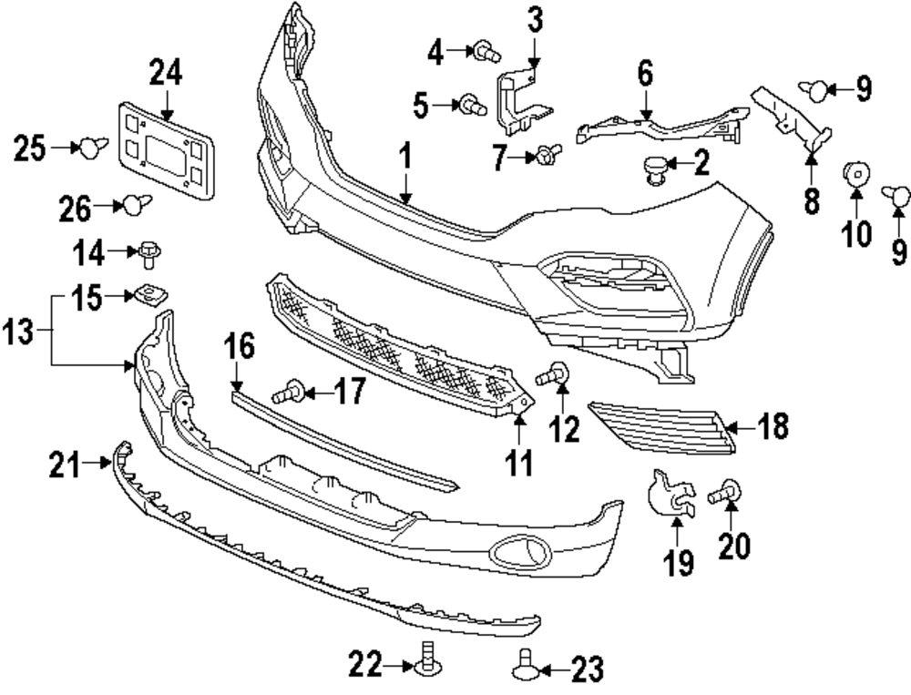 2008 saturn vue parts diagram rocker