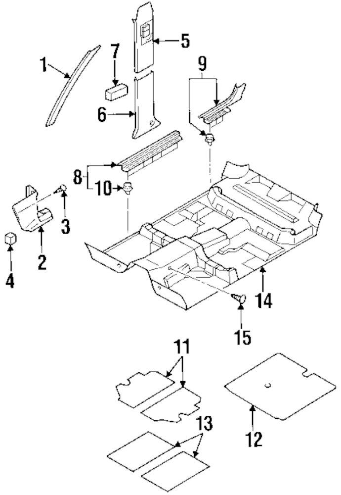 Ford Ranger Parts