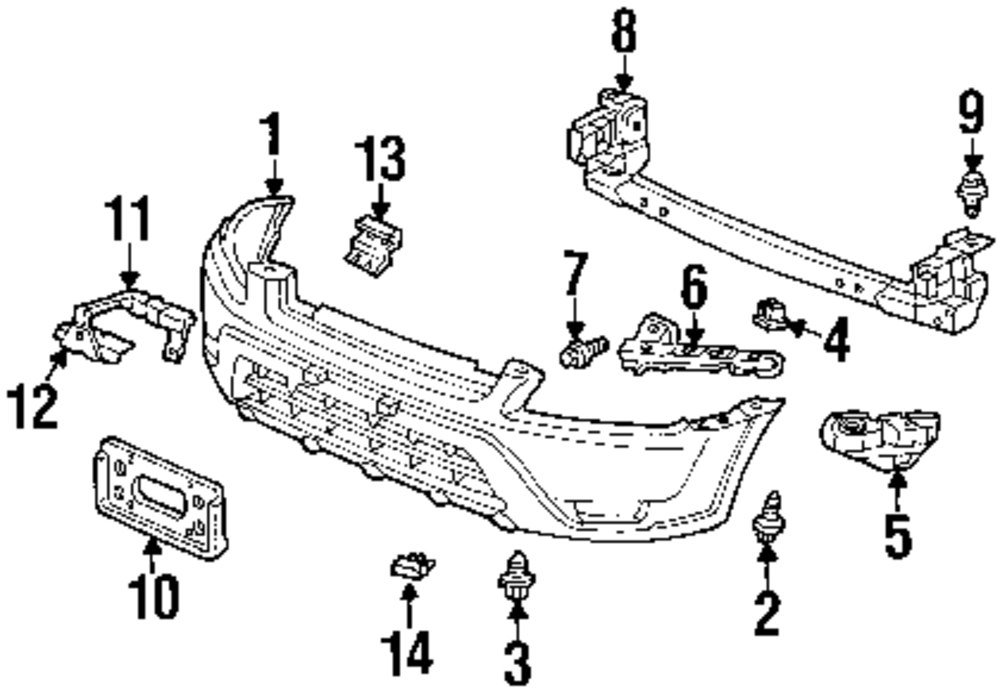 charming honda crv body parts diagram photos best image