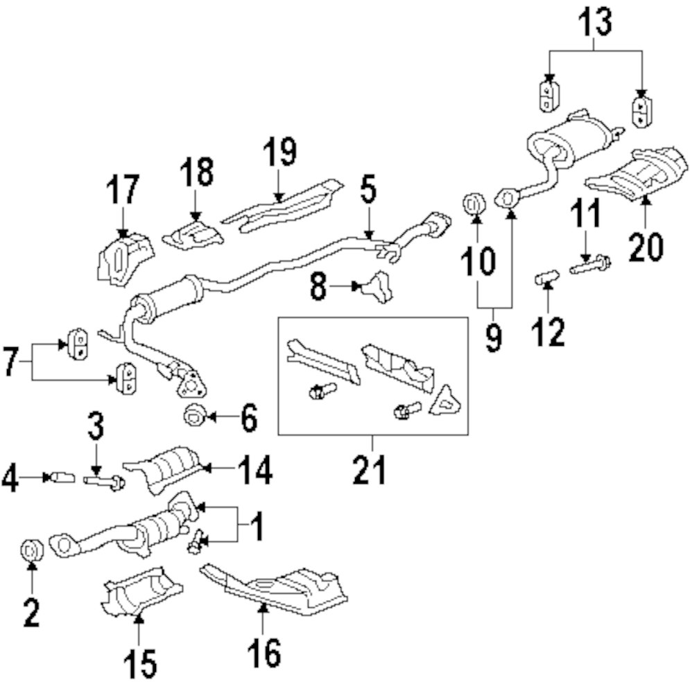 pontiac g5 exhaust diagram   26 wiring diagram images