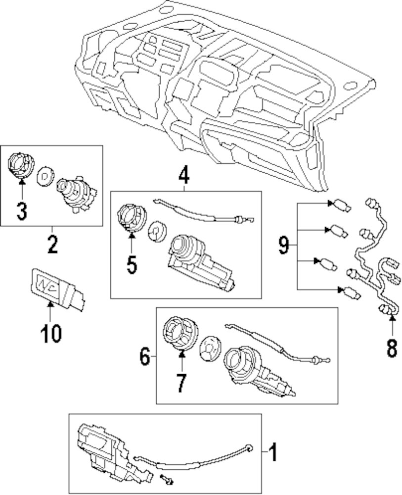 deere gator parts diagram - 28 images