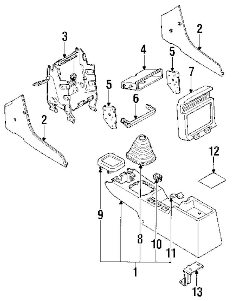 Fuse Box Diagram For 2004 Isuzu Ascender