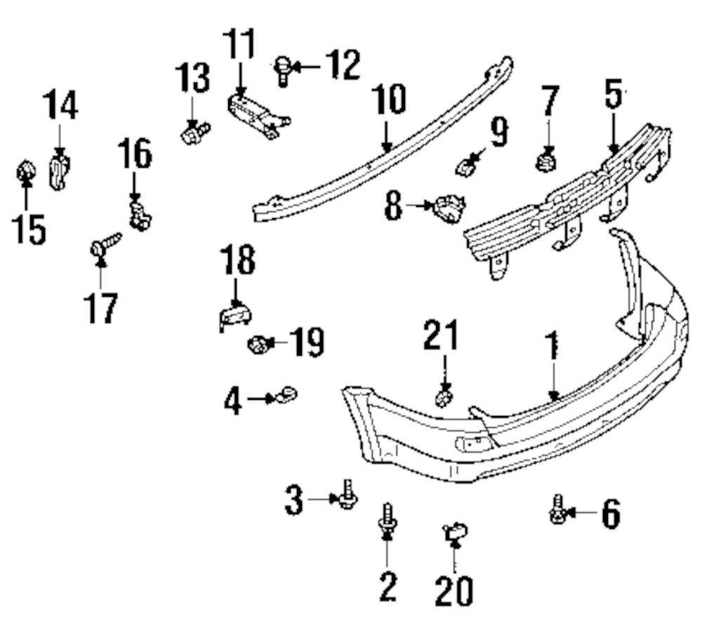 lexus rx330 parts diagram front kes  lexus  auto wiring
