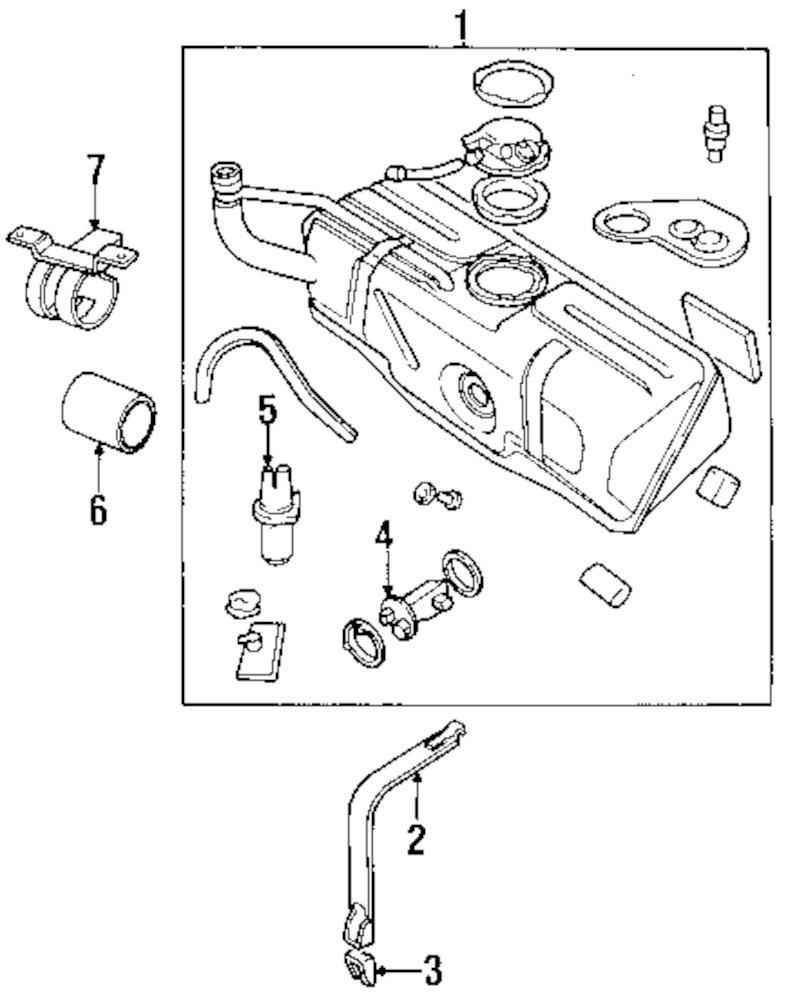 Mopar Direct Parts Dodge Chrysler Jeep Ram Wholesale Retail Jaguar Fuel Filter Genuine Bracket Jag Nna6086ac