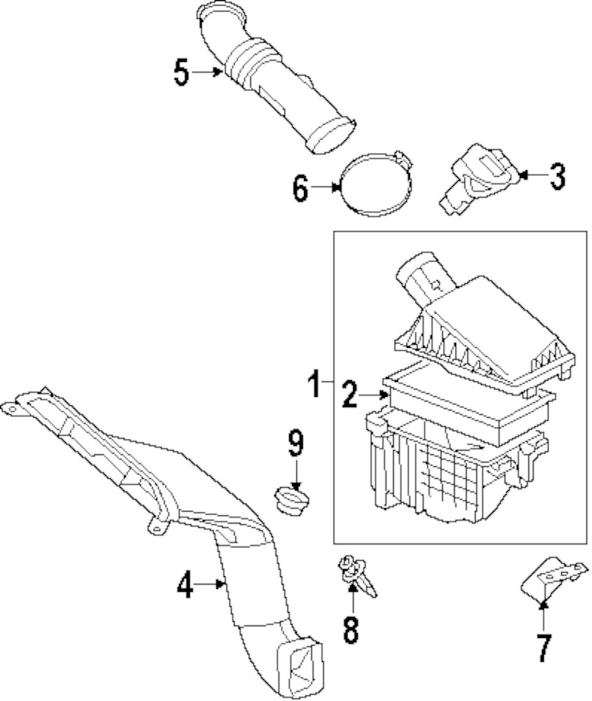 Browse A Sub Category To Buy Parts From Jaguar Xj8 Engine Sensor Diagram Genuine Air Temp Jag C2s2670