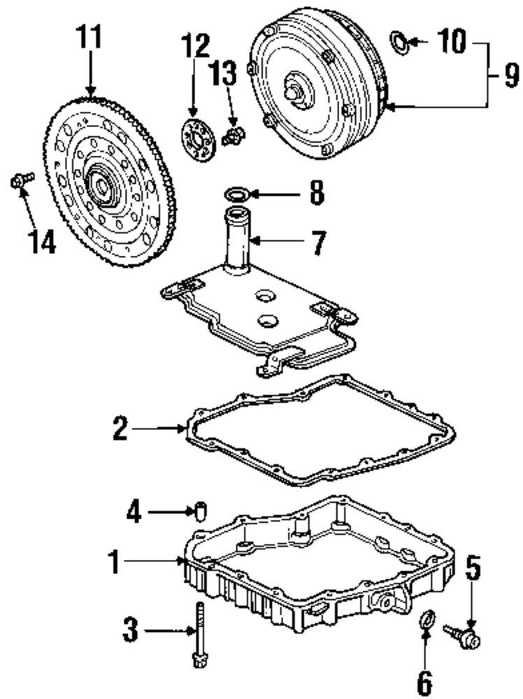 Dodge Ram Flywheel Diagram